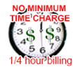 No Minimum Charge